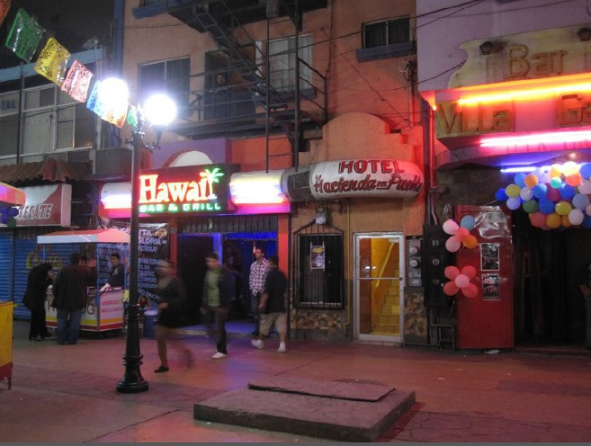 mexiko tijuana nightlife